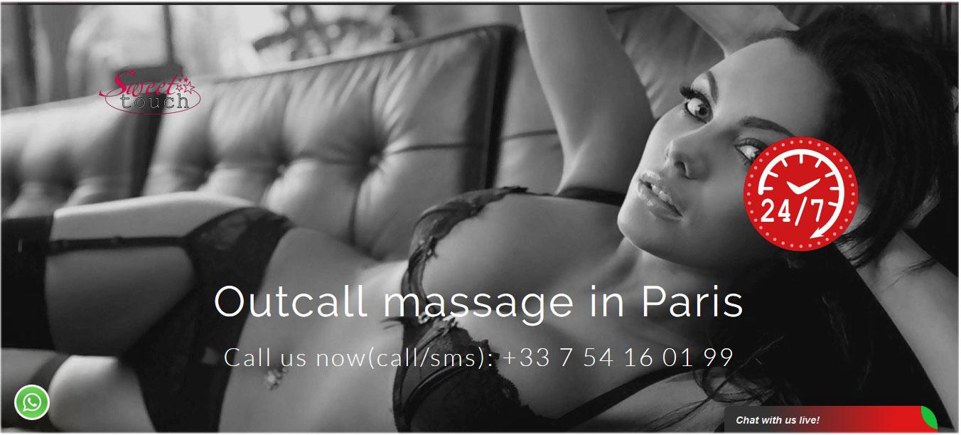 massage domination Paris